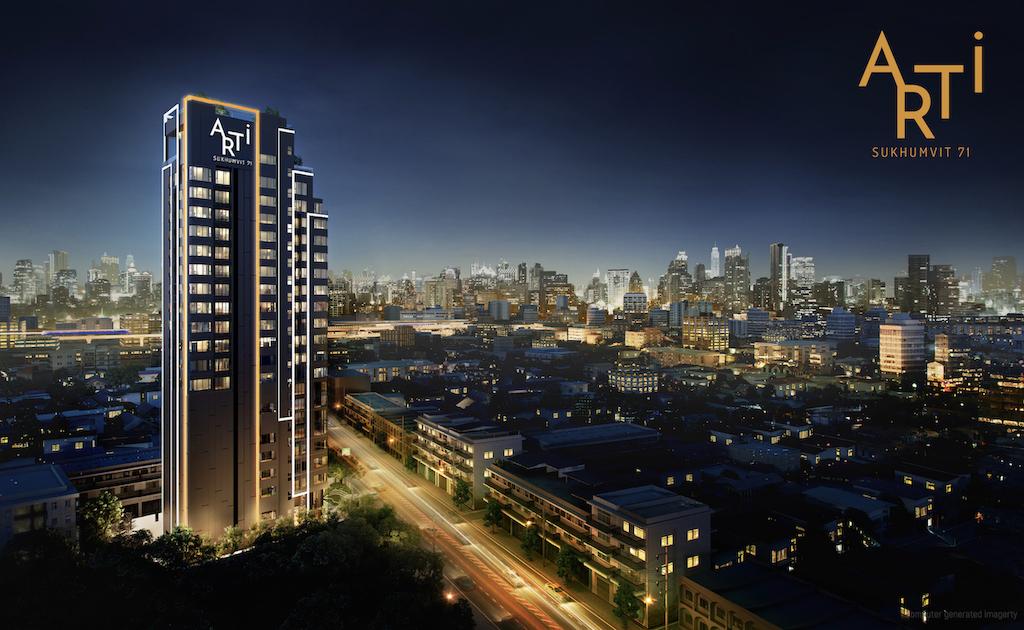 Arti Sukhumvit 71 Condominium