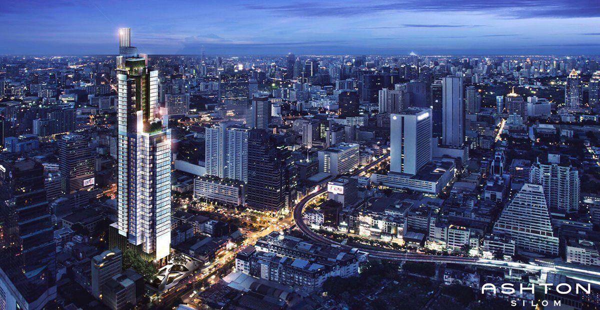 Ashton Silom Condominium